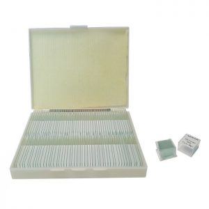 saxon_100pcs_pre-cleaned_blank_slides_kit_-_sku_310100_1